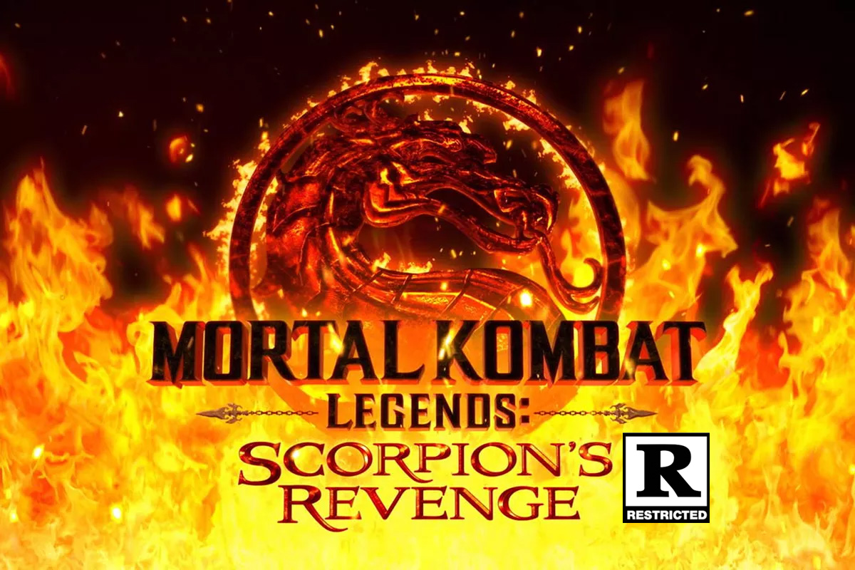 MORTAL KOMBAT LEGENDS: SCORPION'S REVENGE Demands You 'Get Over Here!' And Check Out The Trailer