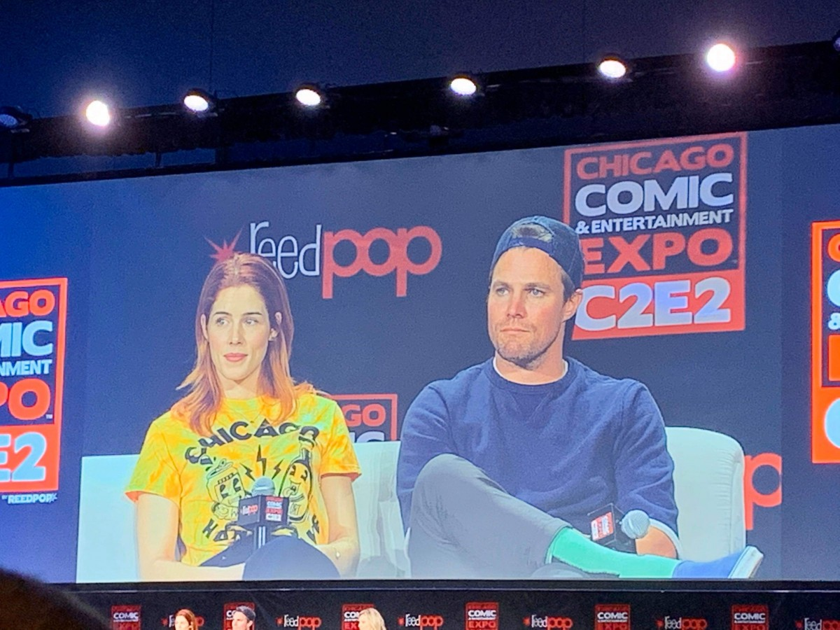 C2E2 2020: Farewell To Arrow Panel Did Not Fail Its Fans