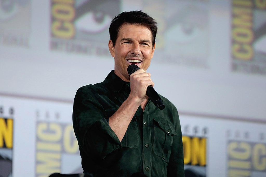 Tom Cruise Reaches For The Stars For New Action Thriller With Help From Space X And NASA. In Space. Literally.