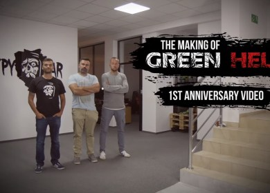 Green Hell – wideo rocznicowe