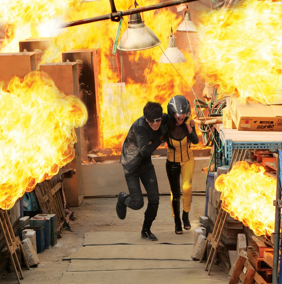 10 tác phẩm điện ảnh Hàn Quốc đáng chú ý nửa cuối 2011 (3/6)