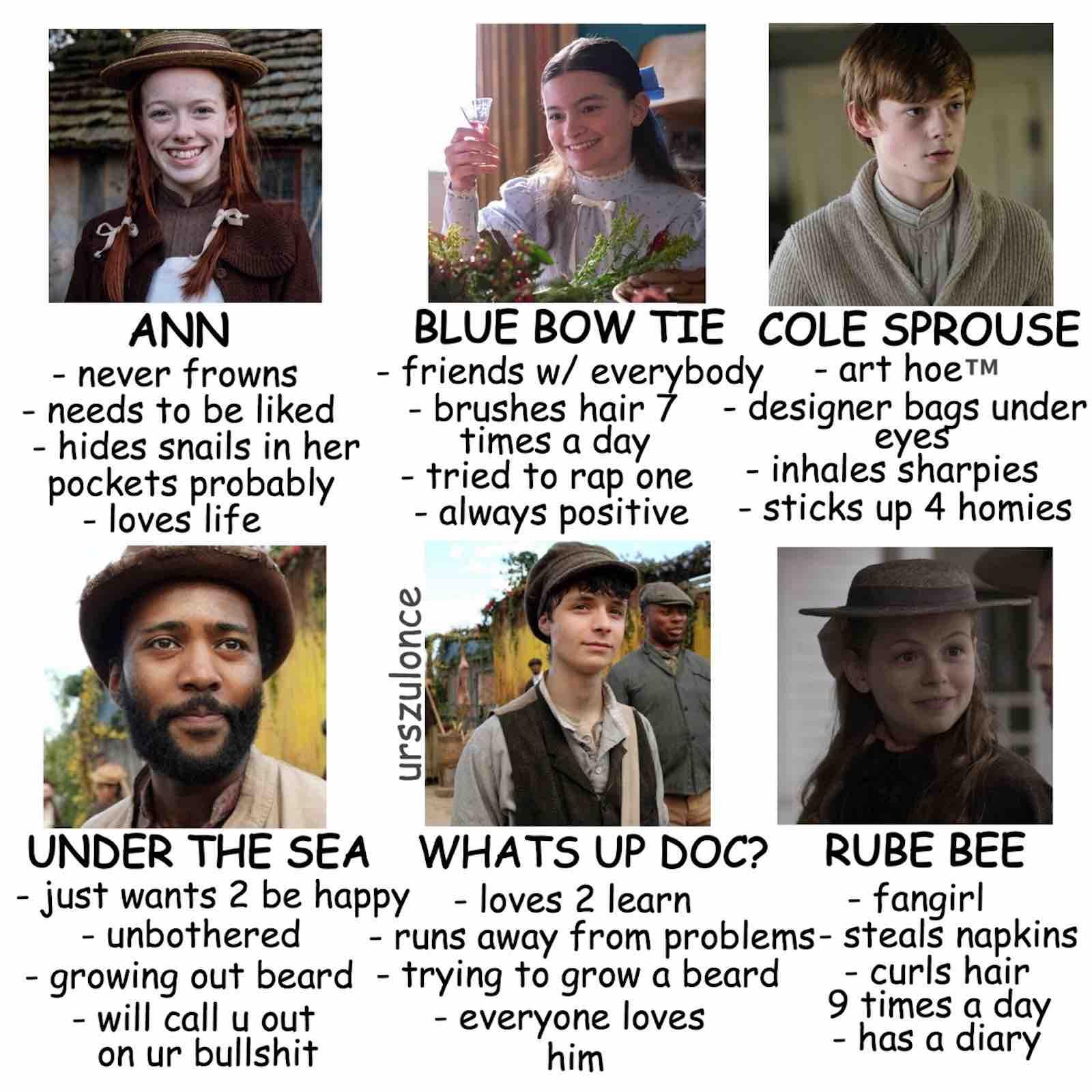 Anne With An E Season 3 Tumblr