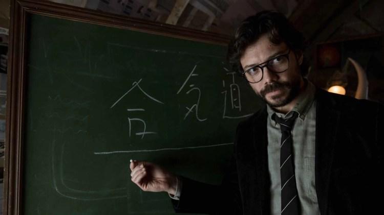 The Professor: Favorite 'Money Heist' cast member's best quotes