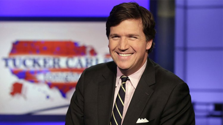 How rich is Tucker Carlson? See the Fox News host's net ...