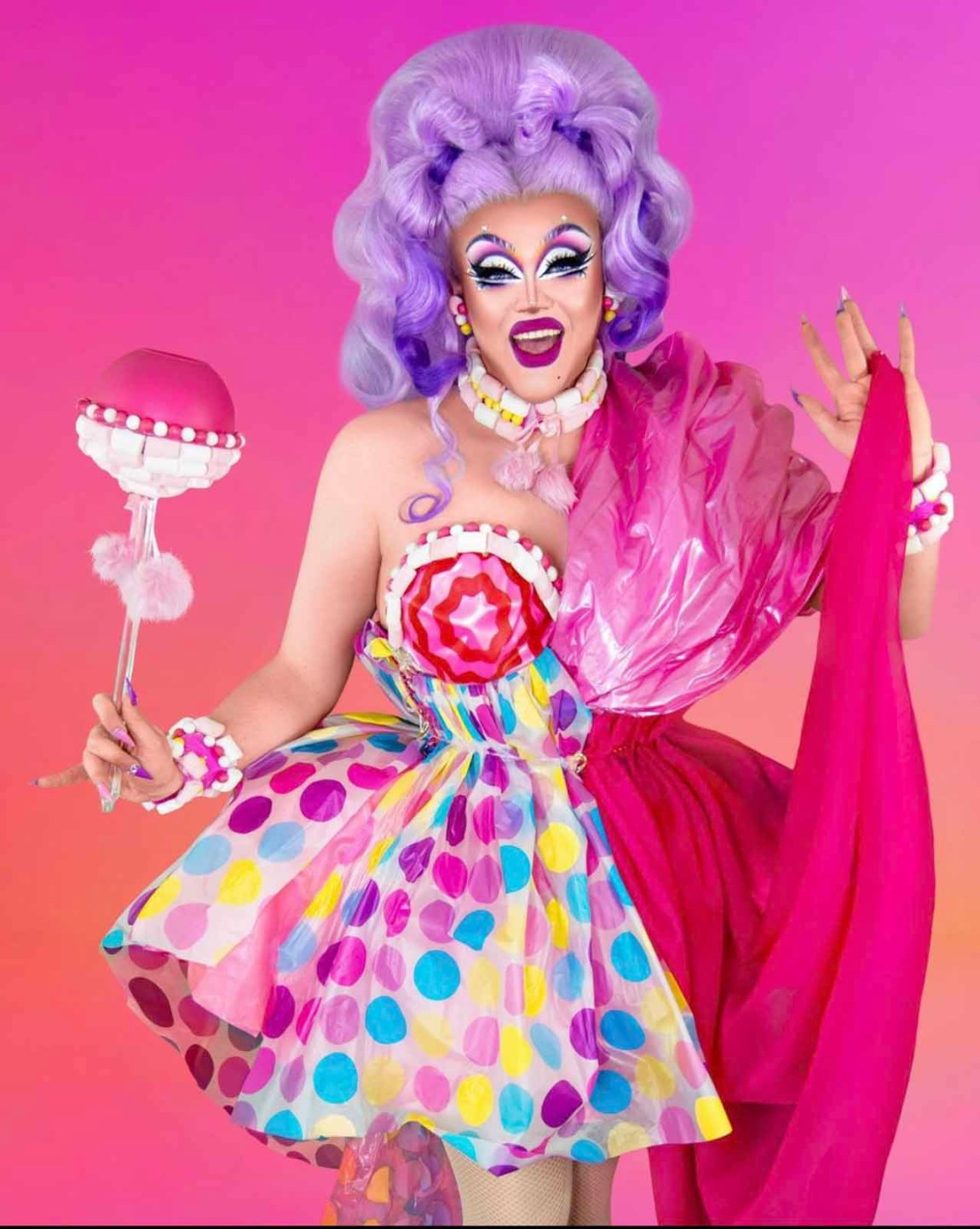 She may be fourth place, but Ellie Diamond's shine is far from done. Hear from the 'Drag Race UK' star about her experience on the show.