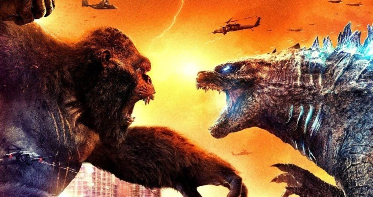 Godzilla v Kong 4