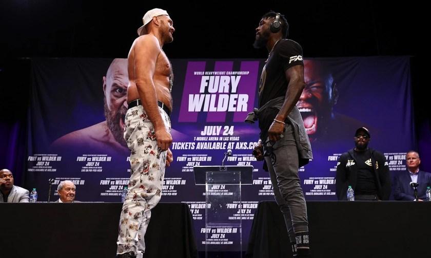 Watch Fury vs Wilder 3 live stream fight online