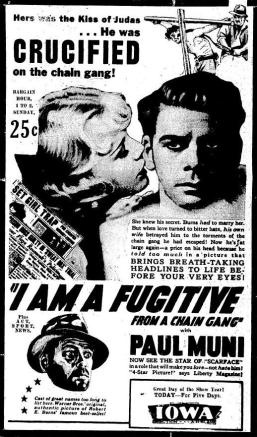 I Am A Fugitive From A Chain Gang 12