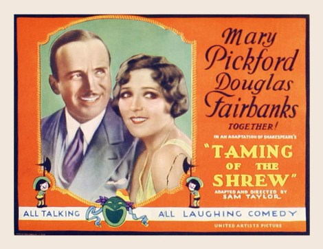 Taming of the Shrew 1929 14