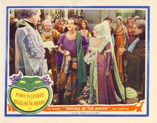 Taming of the Shrew 1929 5