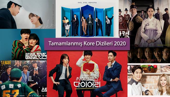 Tamamlanmış Olan Kore Dizileri En Güncel Liste!