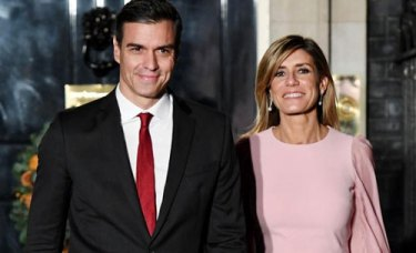 İspanya-Başbakanı-Pedro-Sanchez-eşi-Begona-Gomez-korona-olan-siyasetçiler