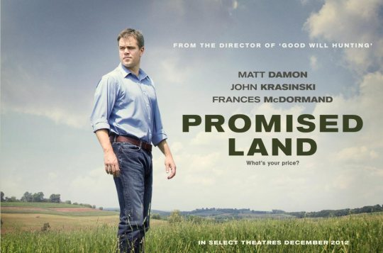 Film Doctor - Promised Land Film Poster