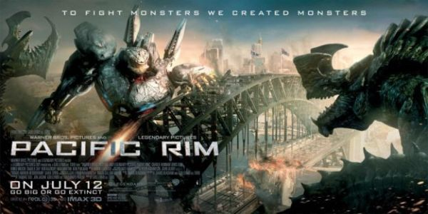 Film Doctor - Pacific Rim movie