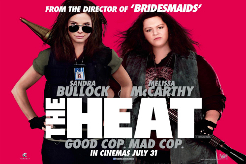 The Heat Poster - Film Doctor