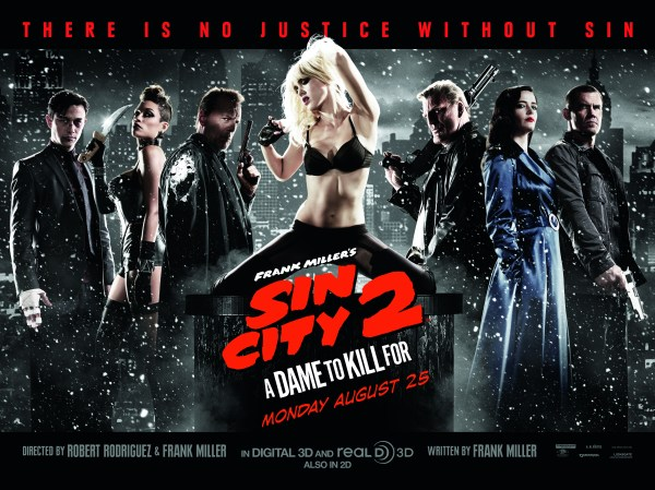 Sin City 2 Nina Proctor Film Doctor