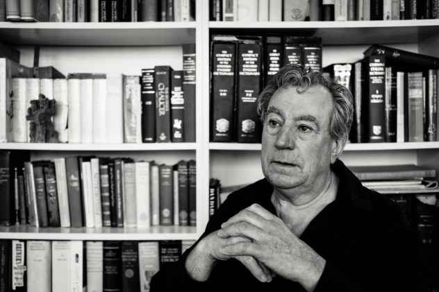 Terry Jones - Photo by Edward Moore