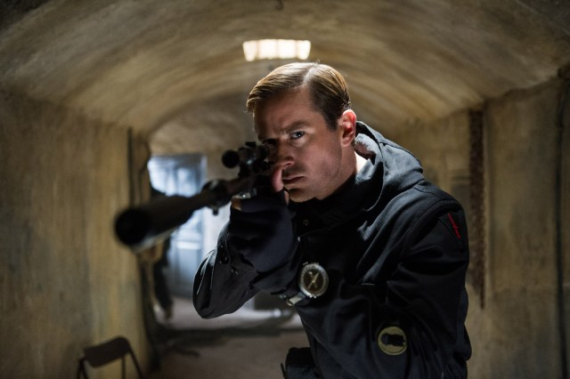 Armie Hammer in 'The Man from U.N.C.L.E. - Photo by Daniel Smith - © (c) 2013 Warner Bros. Entertainment Inc.