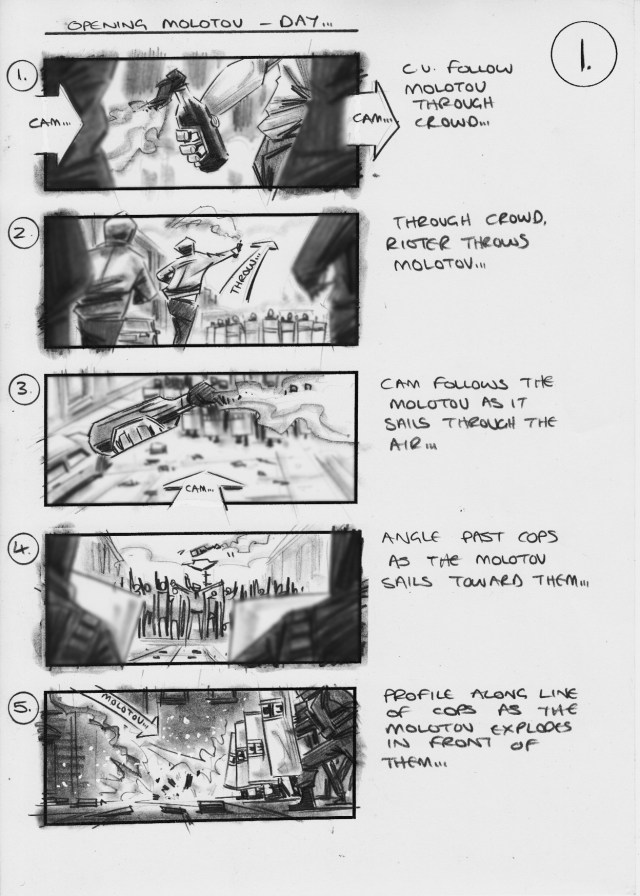 Storyboard by Simon Duric
