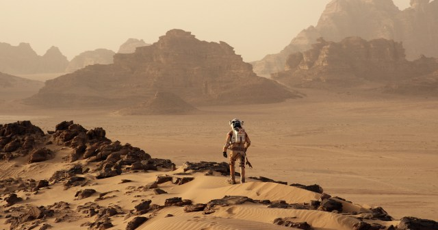 The Martian - photo courtesy of Twentieth Century Fox - production design by Arthur Max