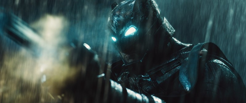 "Ben Affleck as Batman in ""BATMAN v SUPERMAN: DAWN OF JUSTICE"" - Courtesy of Warner Bros. Pictures/ TM & (c) DC Comics"