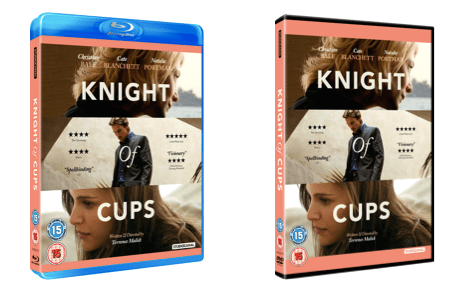 Knight of Cups DVD Terrence Malik