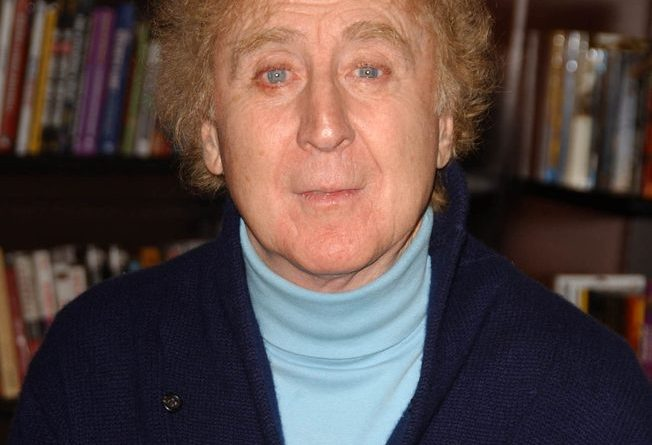 Comedy Legend Gene Wilder – star of Willy Wonka, Blazing Saddles and Young Frankenstein