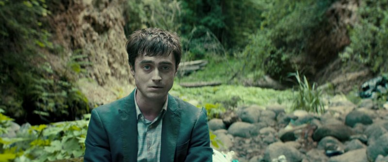 Daniel Radcliffe as Manny in Swiss Army Man