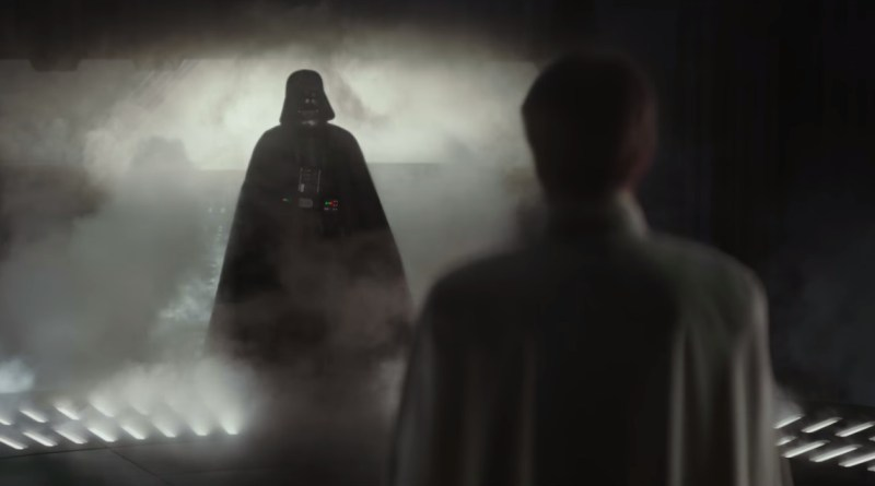Star Wars Rogue One new trailer released
