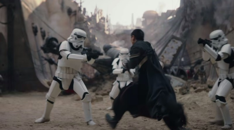 Rogue One A Star Wars Trailer Trust