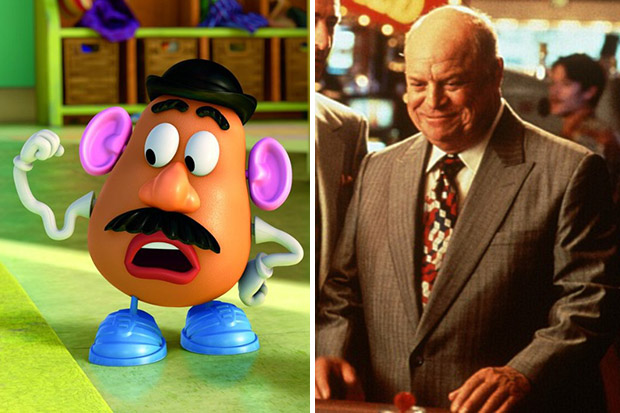 Don Rickles dead Toy story Casino comedy comedian RIP