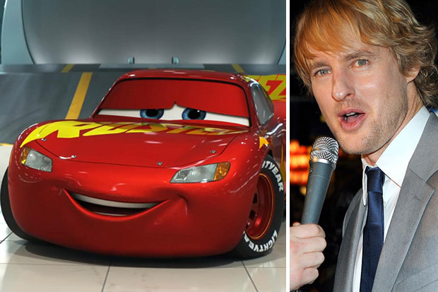Cars 3 Star Owen Wilson And Director Brian Fee Quickfire