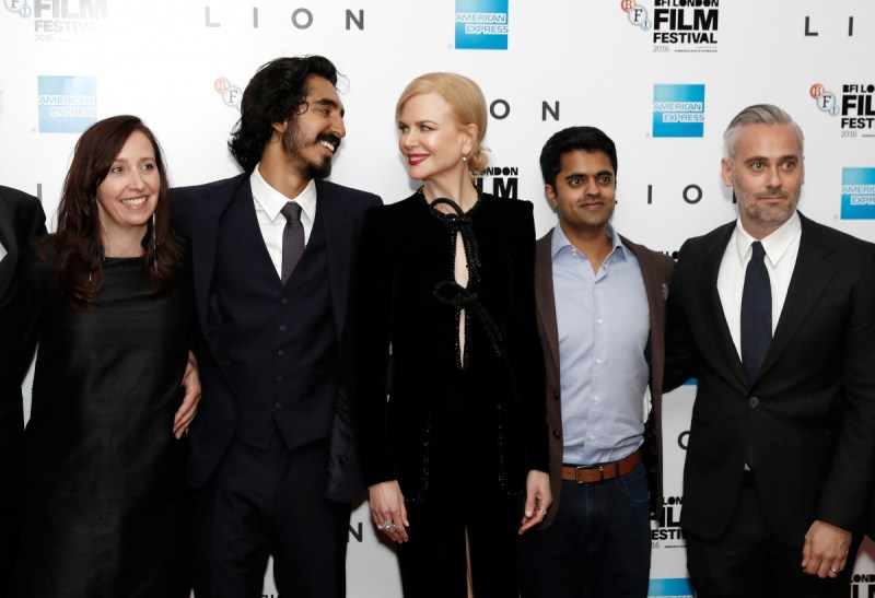 Lion premiere at 60th BFI London Film Festival
