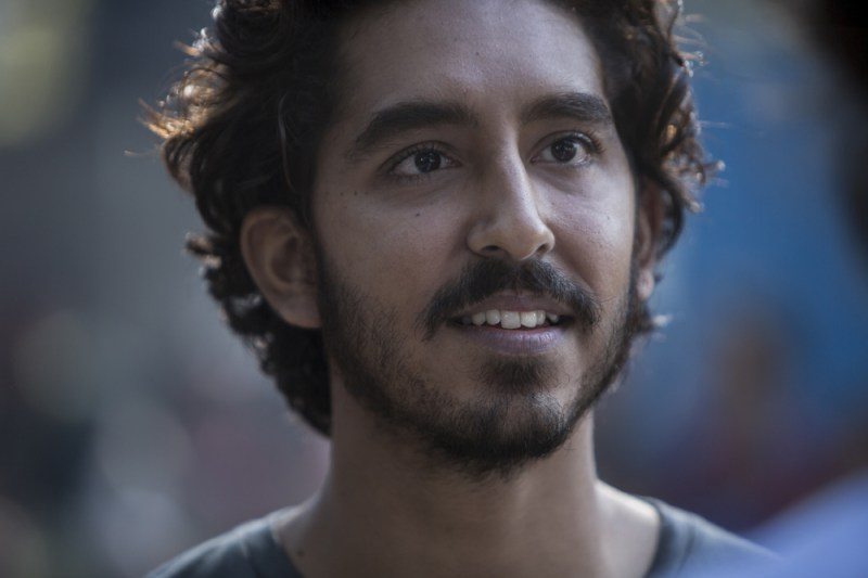 BAFTA-winner Dev Patel in Lion
