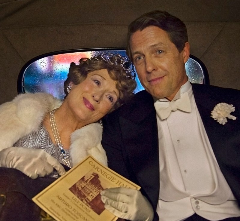 Florence Foster Jenkins – Meryl Streep and Hugh Grant – photo by Nick Wall - © Pathé