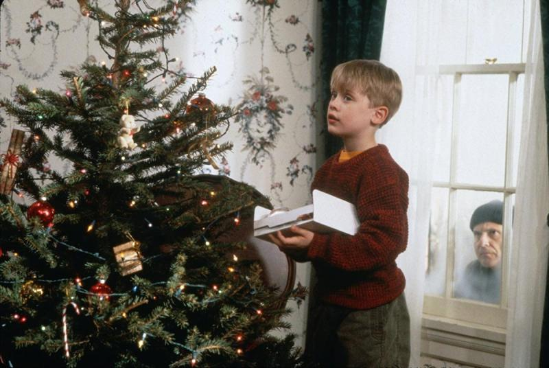 Macaulay Culkin in Home Alone