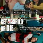 Get Married or Die (2018) Online Subtitrat in Romana