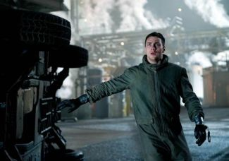 Aaron Taylor-Johnson as Ford in Gareth Edwards' GODZILLA. Photo: Kimberley French © Warner Brothers/Legendary Pictures.
