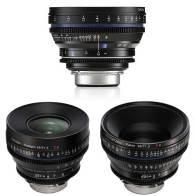 Carl Zeiss Compact Prime Super Speed Cine Lens Seti Kiralama