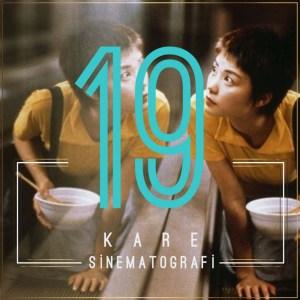Wong Kar-Wai Sinemasından Sinematografi Örneği 19 Kare
