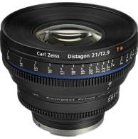 Carl Zeiss CP2 21mm Lens Kiralama