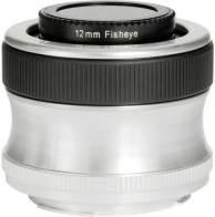 Kiralık Lensbaby 12mm Balık Gözü Objektif