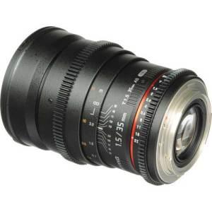 Samyang 35mm Geniş Açı Objektif Kiralık