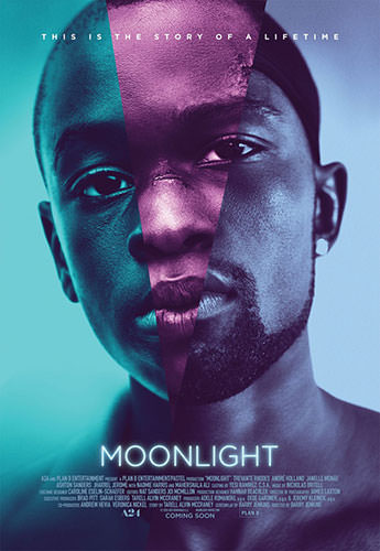 Moonlight 2016 Afiş