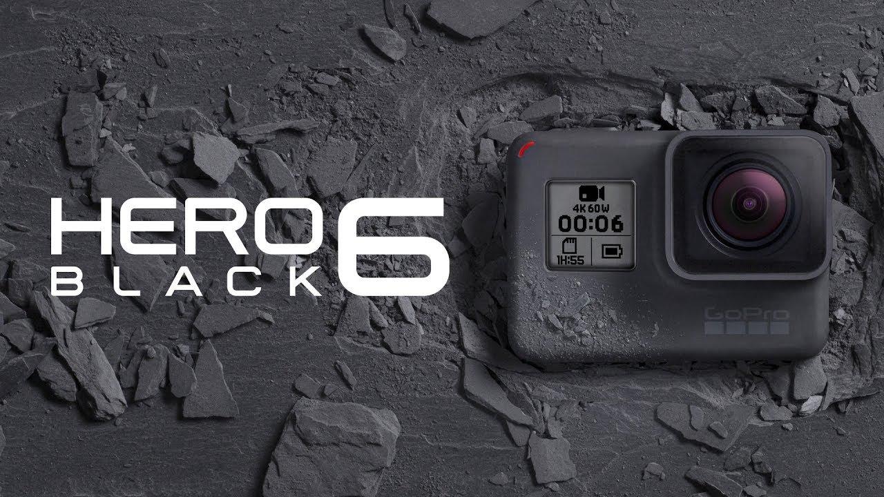 Kiralık GoPro HERO6 Black