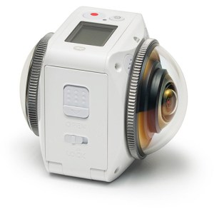 Kodak Pixpro Orbit360 4K 360 Derece Video Kamera Kiralama