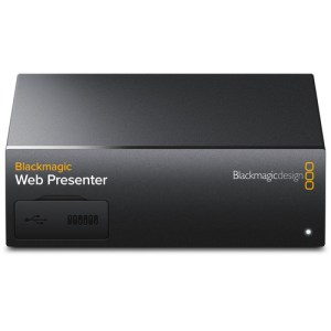 Blackmagic Design Web Presenter Kiralama