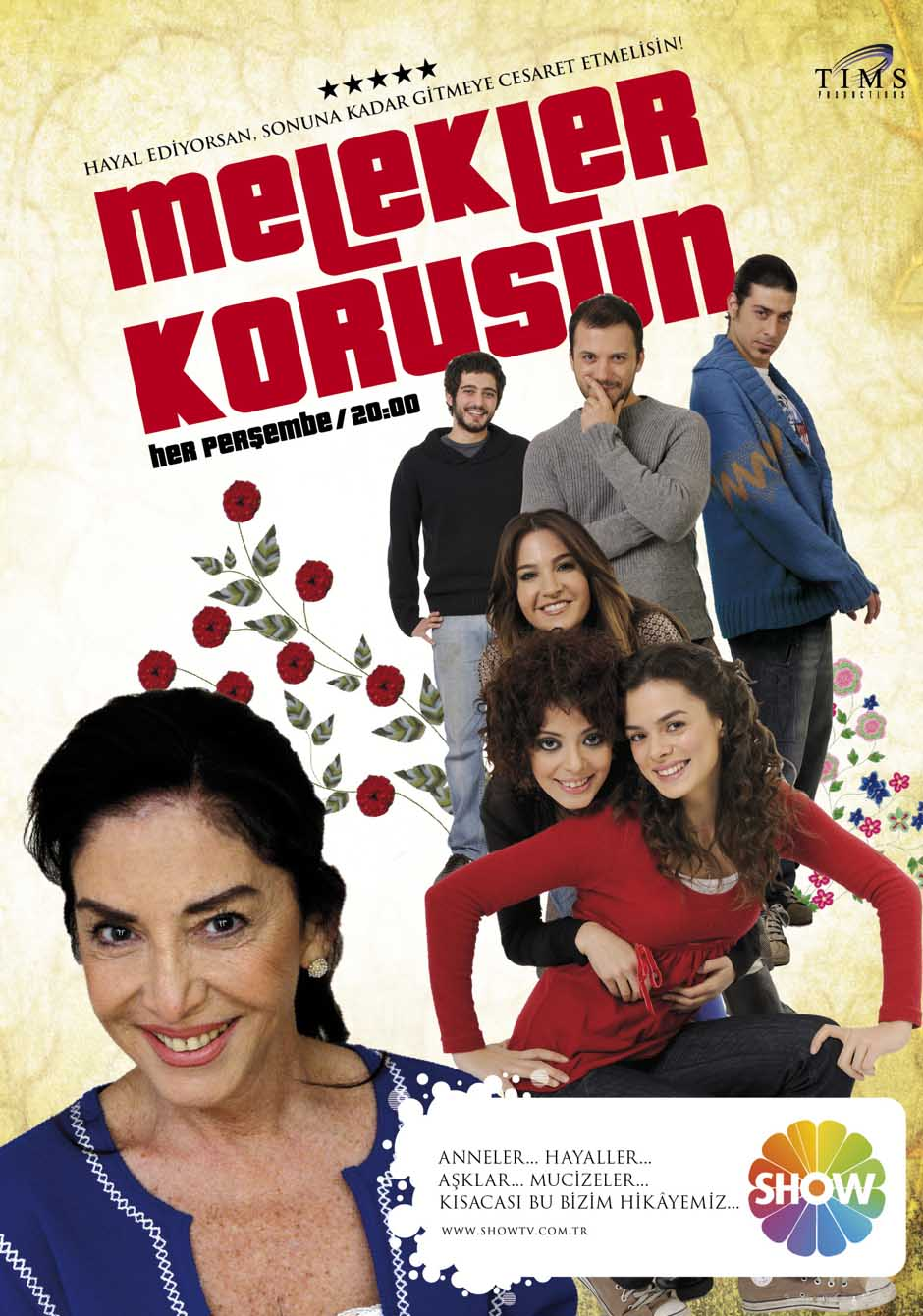 Melekler Korusun | La un pas de fericire Episodul 35