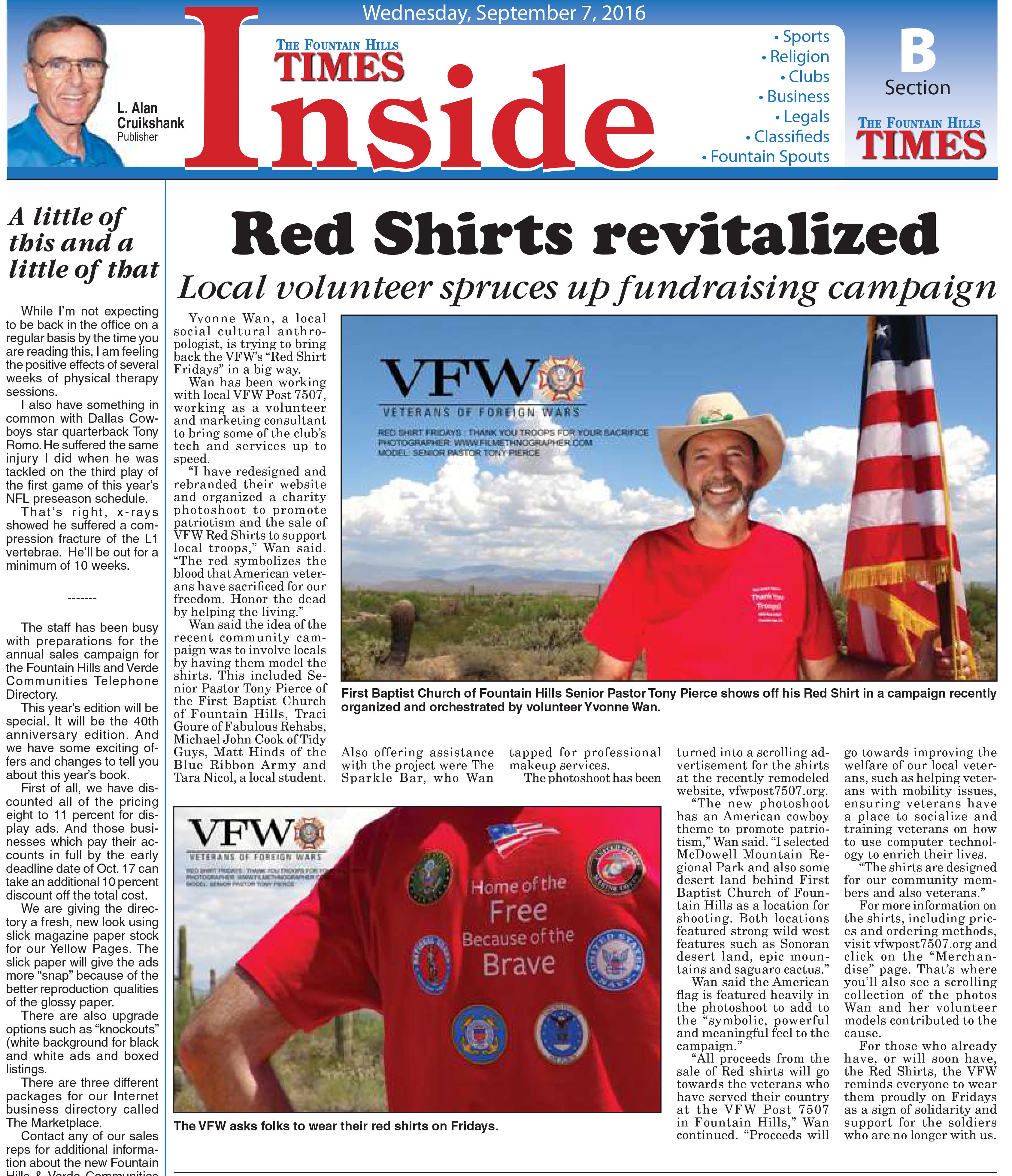 VFW News