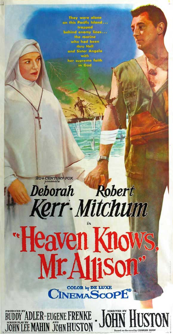 Image result for heaven knows mr allison 1957